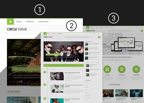5 Theme Bisnis Untuk WordPress Gratis