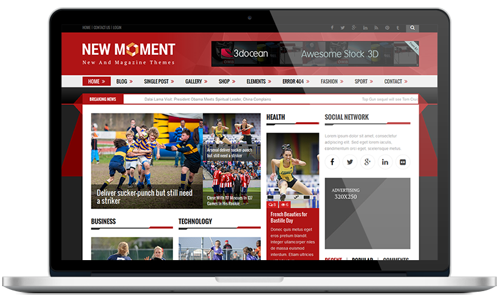 5 Theme Magazine WordPress Gratis