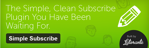 5 Plugin Subscribe Terbaik WordPress