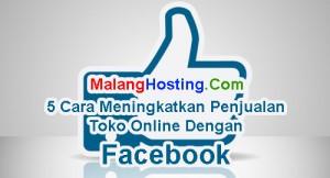 5 Cara Meningkatkan Penjualan Toko Online Dengan Facebook