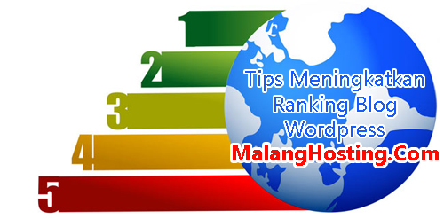 Tips Meningkatkan Ranking Blog WordPress